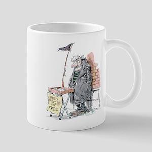 Pierced For Free Mug