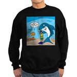 Shark Chum Sweatshirt (dark)