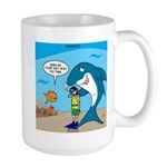 Shark Chum Large Mug