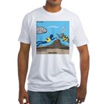 SCUBA Surprise Fitted T-Shirt