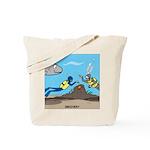 SCUBA Surprise Tote Bag