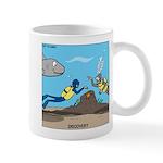 SCUBA Surprise Mug