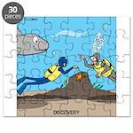 SCUBA Surprise Puzzle