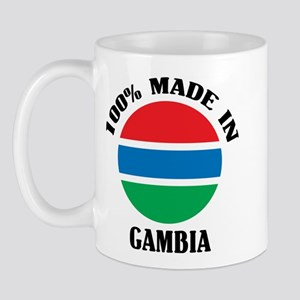 Made In Gambia Mug