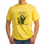Gorilla Shampoo Commercial Yellow T-Shirt