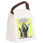 Gorilla Shampoo Commercial Canvas Lunch Bag