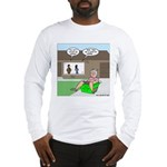 Mother-in-law Recycling Long Sleeve T-Shirt