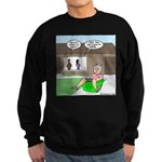 Mother-in-law Recycling Sweatshirt (dark)
