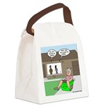 Mother-in-law Recycling Canvas Lunch Bag