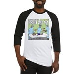 Puppet TV Program Baseball Jersey