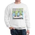 Puppet TV Program Sweatshirt