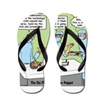 Puppet TV Program Flip Flops
