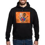 Political Looney Tunes Hoodie (dark)