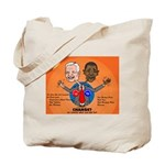 Political Looney Tunes Tote Bag