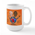 Political Looney Tunes Large Mug