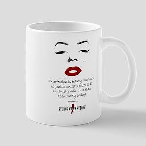 Monroe Beauty Mugs