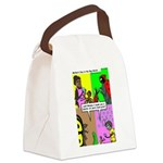 Bug Mothers Day Presents Canvas Lunch Bag