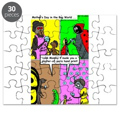 Bug Mothers Day Presents Puzzle