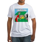 Mailman Syndrome Fitted T-Shirt