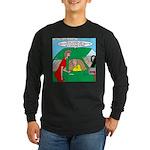 Mailman Syndrome Long Sleeve Dark T-Shirt
