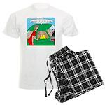 Mailman Syndrome Men's Light Pajamas