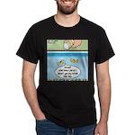 The Joys of Fish Food Dark T-Shirt