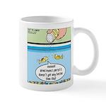 The Joys of Fish Food Mug