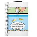 The Joys of Fish Food Journal