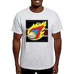 Blazing Volleyball Light T-Shirt