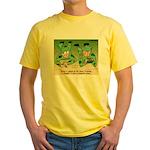 Basic Training Yellow T-Shirt