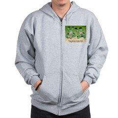 Basic Training Zip Hoodie
