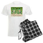 Basic Training Men's Light Pajamas