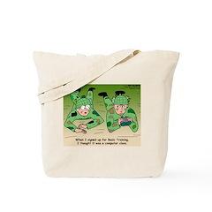 Basic Training Tote Bag