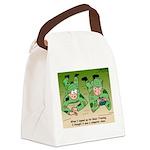 Basic Training Canvas Lunch Bag