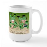 Basic Training Large Mug