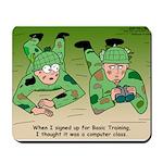 Basic Training Mousepad