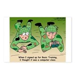 Basic Training Postcards (Package of 8)