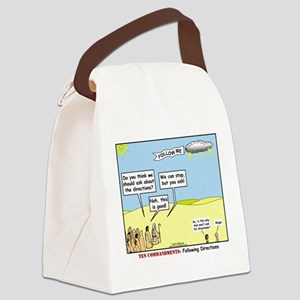 Wandering the Wilderness Canvas Lunch Bag
