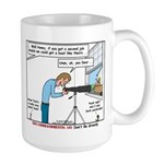 Coveting Stuff Large Mug