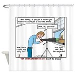 Coveting Stuff Shower Curtain