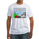 Keeping Up Fitted T-Shirt