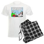 Keeping Up Men's Light Pajamas