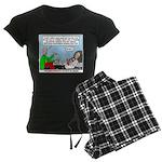 Keeping Up Women's Dark Pajamas