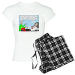 Keeping Up Women's Light Pajamas
