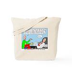 Keeping Up Tote Bag