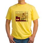 False Witness Yellow T-Shirt