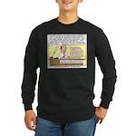 Do Not Steal Long Sleeve Dark T-Shirt