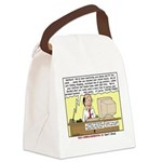 Do Not Steal Canvas Lunch Bag