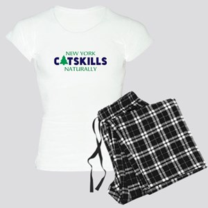 CATSKILLS NEW YORK NATURALL Women's Light Pajamas