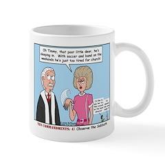 Priorites Mug